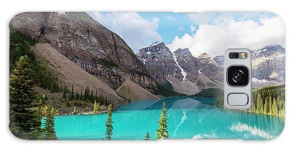 Moraine Lake Galaxy Case - Moraine Lake Banff National Park by Joan Carroll