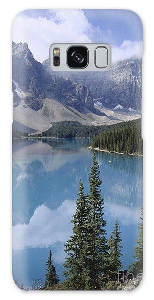 Moraine Lake Canada Galaxy Case by Rudi Prott