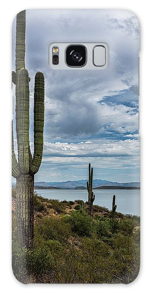 Galaxy Case featuring the photograph More Beauty Of The Southwest  by Saija Lehtonen