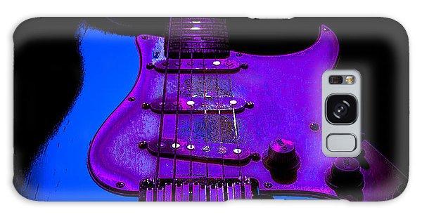 Galaxy Case featuring the digital art More Guitar Less Homework by Guitar Wacky