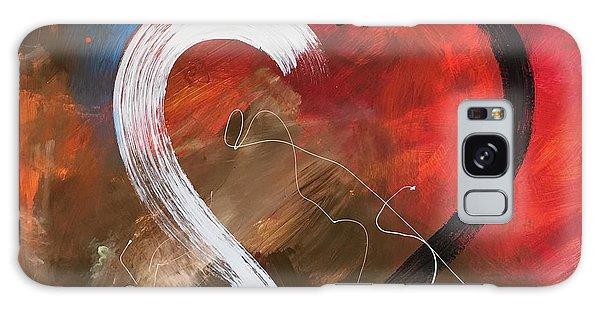 Heart Galaxy Case - More Love by Germaine Fine Art