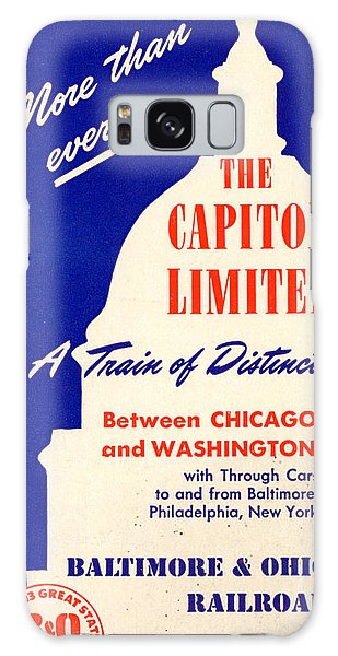 More Than Ever, The Capitol Limited Galaxy Case