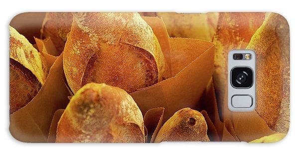 Morning Bread Galaxy Case