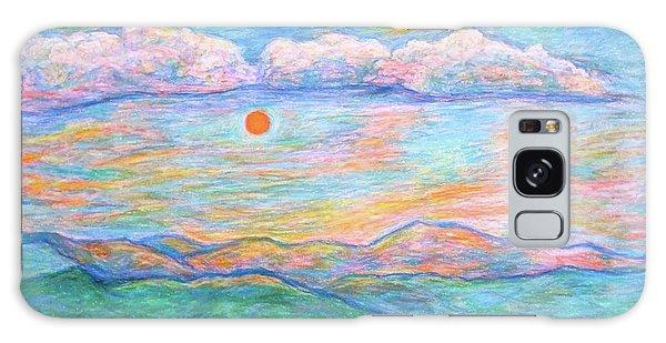 Morning Color Dance Galaxy Case