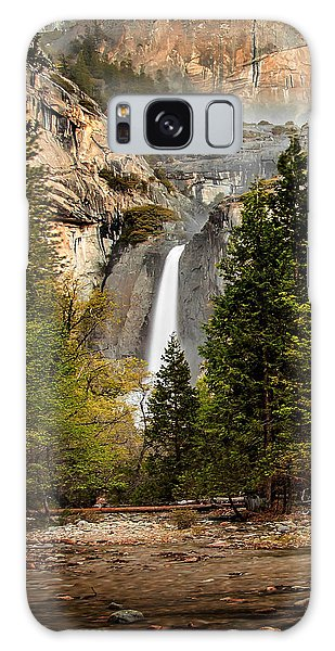 Yosemite National Park Galaxy S8 Case - Morning Delight by Az Jackson