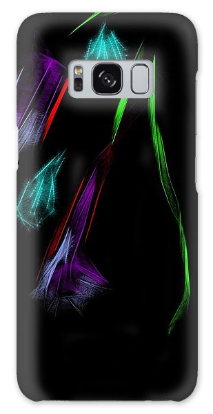 Galaxy Case - Morning Dew by Kerri Thompson