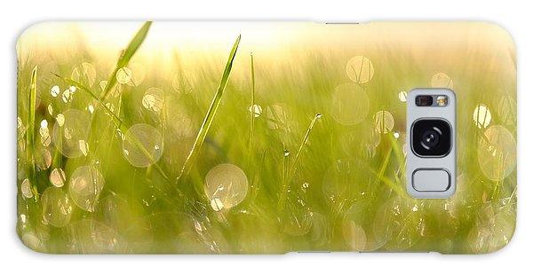 Morning Dew Galaxy Case