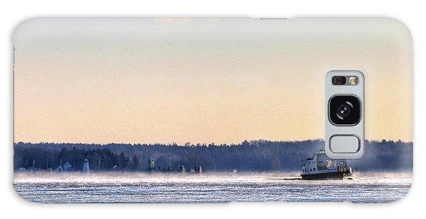 Morning Ferry Galaxy Case