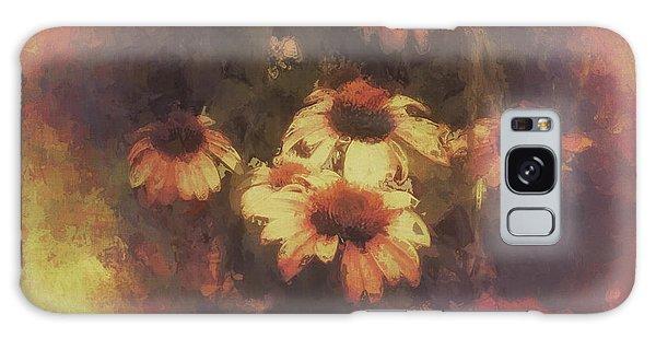 Morning Fire - Fierce Flower Beauty Galaxy Case