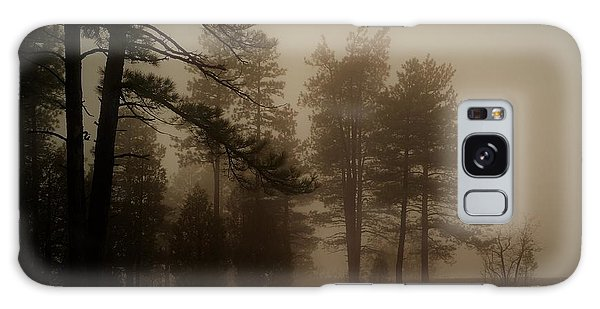 Morning Fog Galaxy Case