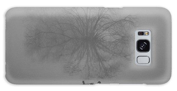 Morning Fog Galaxy Case by Jill Smith