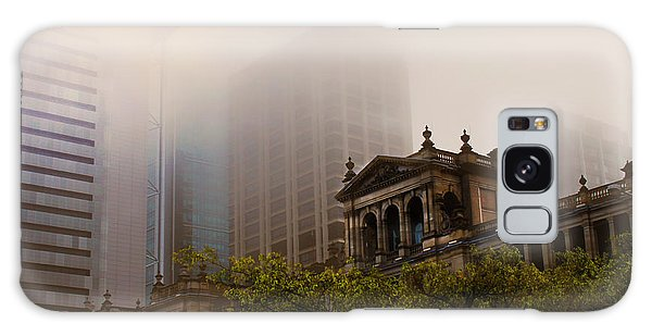 Morning Fog Over The Treasury Galaxy Case
