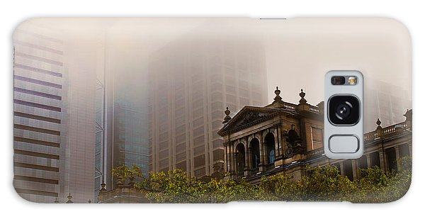 Morning Fog Over The Treasury Galaxy Case
