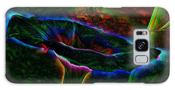 Morning Glory Galaxy Case by Shirley Sirois