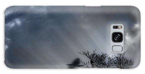 Morning  Galaxy Case by Gray  Artus