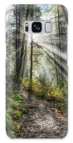 Morning Hike Galaxy Case