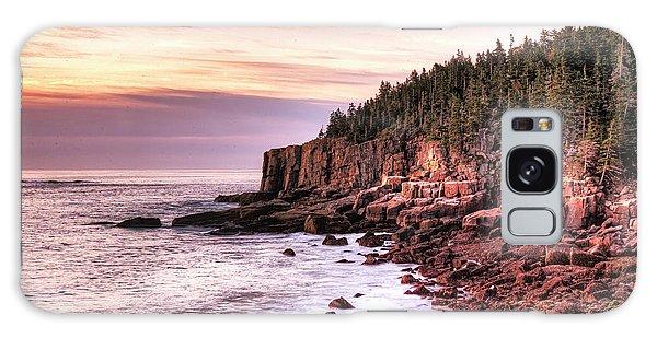 Morning In Acadia Galaxy Case