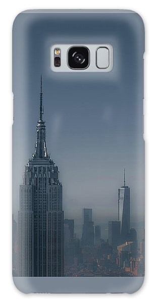 Morning In New York Galaxy Case
