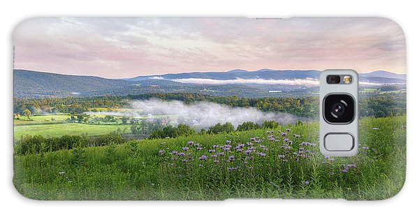 Galaxy Case featuring the photograph Morning In The Hills 2017 by Bill Wakeley