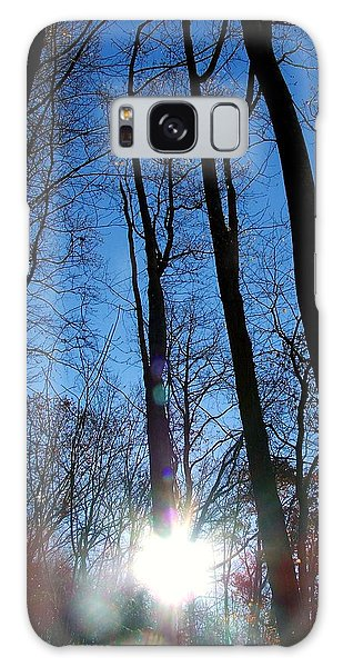 Morning In The Mountains Galaxy Case