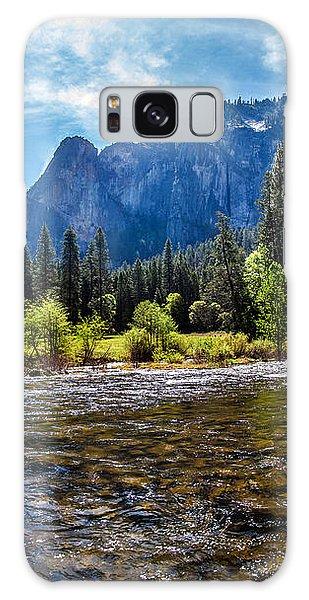 Yosemite National Park Galaxy S8 Case - Morning Inspirations 3 Of 3 by Az Jackson