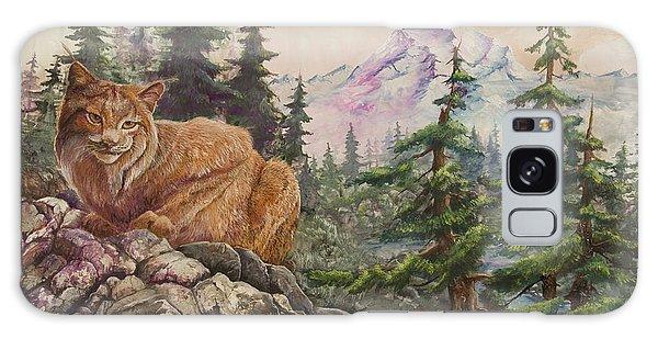 Morning Lynx Galaxy Case