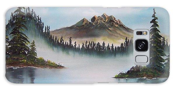 Morning Mist Galaxy Case