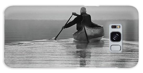 Morning Paddle Galaxy Case