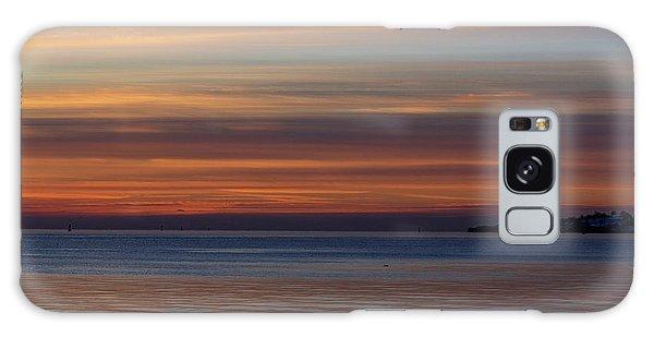 Morning Pastels Galaxy Case