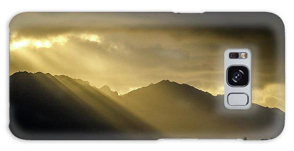 Morning Rays Galaxy Case