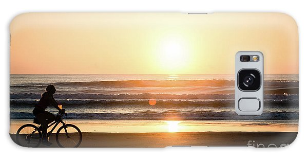 Morning Ride Galaxy Case