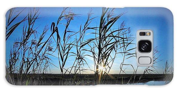 Good Day Sunshine Galaxy Case by John Glass