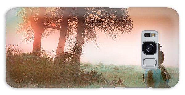 Morning Solitude Galaxy Case