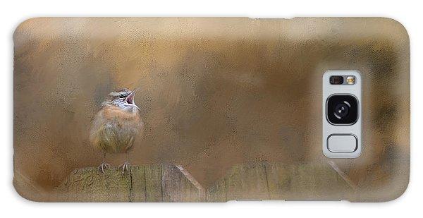 Song Birds Galaxy Case - Morning Song by Jai Johnson