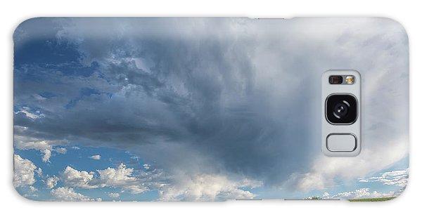 Morning Storm Galaxy Case