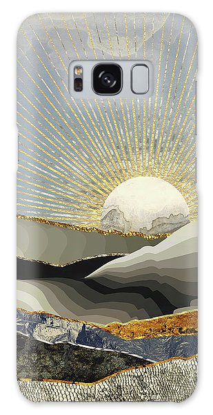 Landscape Galaxy Case - Morning Sun by Katherine Smit