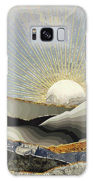 Landscape Galaxy Case - Morning Sun by Katherine Smit