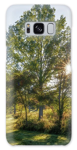 Limb Galaxy Case - Morning Sun by Tom Mc Nemar