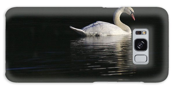 Morning Swan Galaxy Case