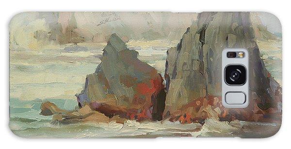 Tides Galaxy Case - Morning Tide by Steve Henderson