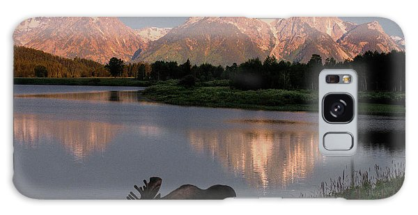 Teton Galaxy Case - Morning Tranquility by Sandra Bronstein