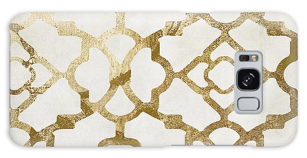 Stars Galaxy Case - Moroccan Gold I by Mindy Sommers