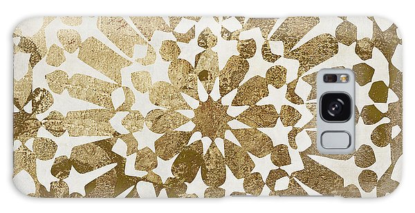 Gold Galaxy Case - Moroccan Gold II by Mindy Sommers