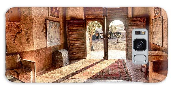 Moroccan Kasbah Galaxy Case