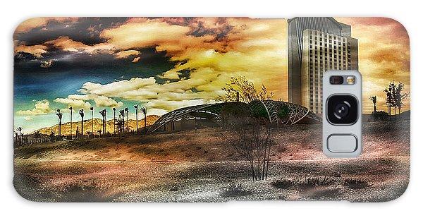 Morongo Casino Sunset Galaxy Case