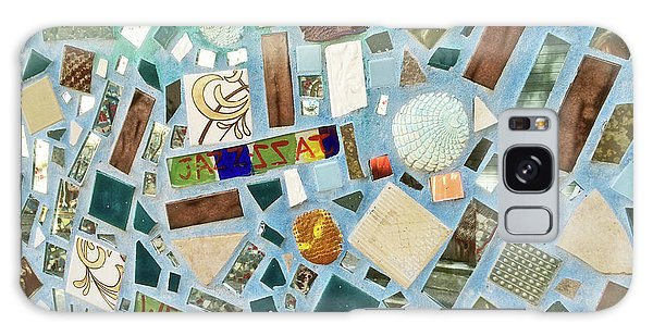 Mosaic No. 6-1 Galaxy Case