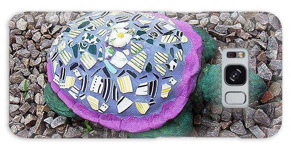 Mosaic Turtle Galaxy Case by Jamie Frier