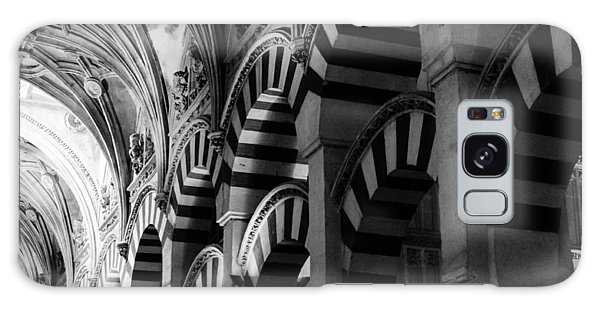 Mosque Cathedral Of Cordoba 6 Galaxy Case by Andrea Mazzocchetti