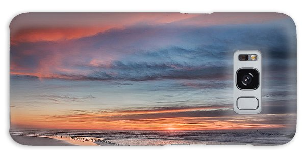 Monterey Galaxy Case - Moss Landing Sunset by Bill Roberts