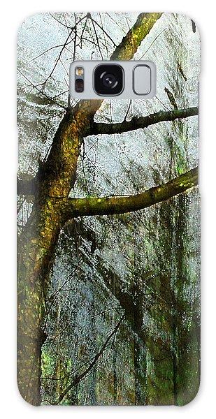 Moss On Tree Galaxy Case